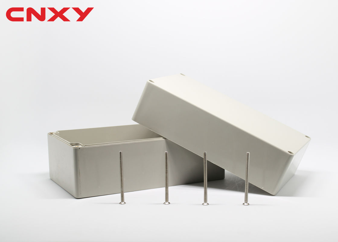 Anti Static Electronic Project Box , Plastic Connection Box Insulation Resistance