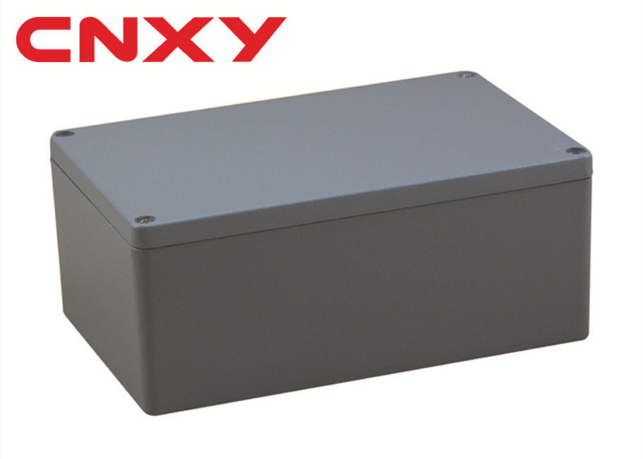 Water Resistant Aluminium Junction Box -20 To 120 °C Temperature Range